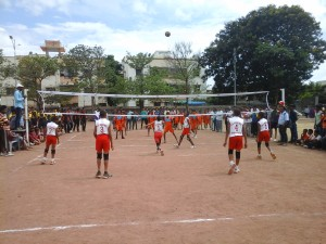 Pune Division Volleyball Championship 2016