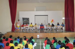 Interhouse Debate Competition