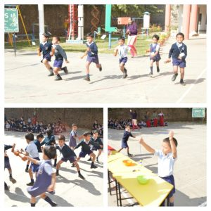 Sports @ Pre-Primary Section