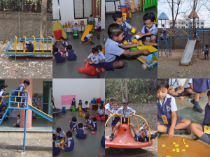 Facilities – Pre-Primary Section