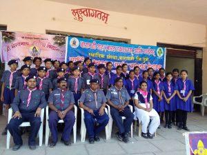 Taluka Level Scout – Guide CampUndawadi, Baramati