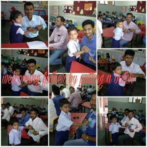 Father's Day Celebration At Pre-Primary Section