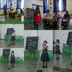 Poem Enactment Competition(Group I)