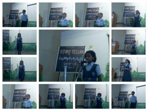 Story Telling Competition (Group I, II)
