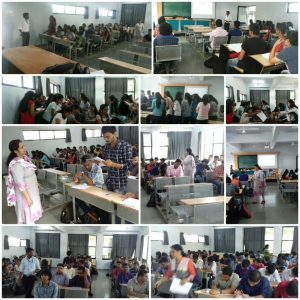 Soft Skills Workshop at Engineering College
