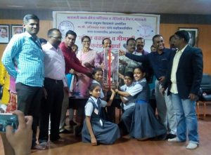State Level Interschool Ajit Vaktrutva & Bhimthadi Karandak Competition