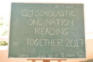 One Nation Reading Together – Reading Day