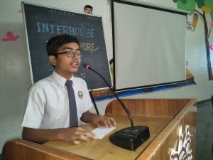 Extempore Competition – Group III, IV