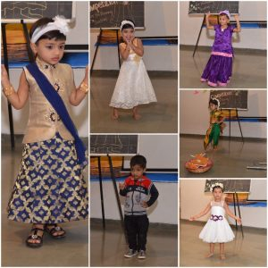 Solo Dance Competition -Pre-Primary