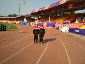 """Khelo India"" – Saee Deokate-8th Rank(Pole Vault), Sakshi Jadhav – 9th Rank(Javelin Throw)"