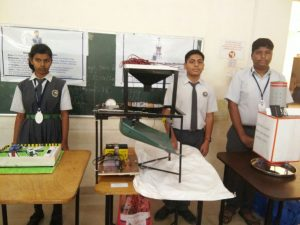 Inspire Award – Science EXhibition at Bavadhan, Pune
