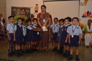 Pre-Primary Prize Distribution Programme