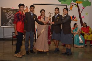 Cultural & Sports Prize Distribution Program