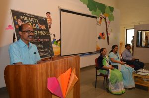 Nursery Orientation Program for Parents