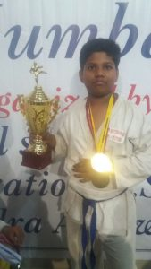 District Level Judo Competition