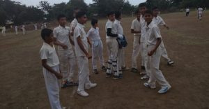 District Level Cricket Competition
