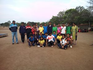 Taluka Level Athletics Competition