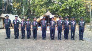Scout Rajya Purskar Camp
