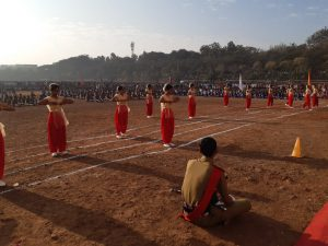 Republic Day Participation Date-26/1/2020 Dance- Welcome Dance
