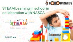 STEAM Learning in School